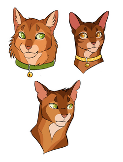 warrior clipart firestar