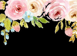Watercolor Flowers PNG Free Download - peoplepng.com