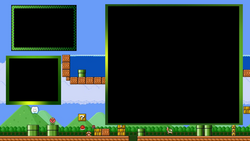 Mario Twitch Overlay For Retro Gaming - Free Twitch Overlays and ...