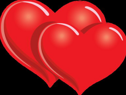 Wedding Heart PNG Pic | PNG Mart