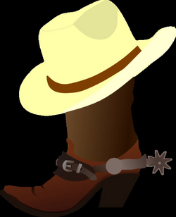 Cowboy cute western clipart free clipart images clipartbold ...