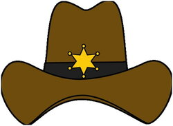 western clipart ten gallon hat