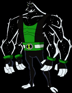 Image - Armien X Official.png | Ben 10 Fan Fiction Wiki | FANDOM ...