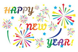 year clipart new year
