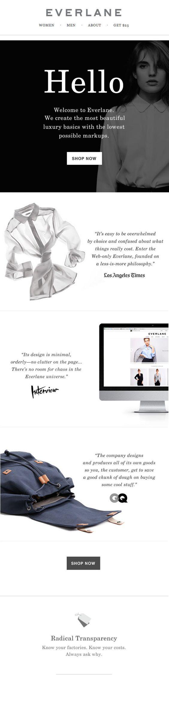 Incredible Designer Promotional E-mail Newsletters