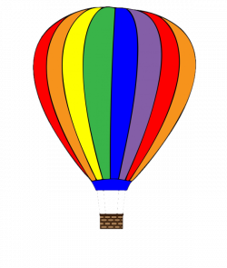 Hot Air Balloon Clipart Free Stock Photo - Public Domain Pictures