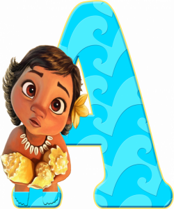 Baby Moana Clipart #46128 - Free Icons and PNG Backgrounds