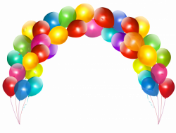 Balloon Arch PNG Picture | Gallery Yopriceville - High-Quality ...