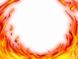 Real Fire PNG File | PNG Mart