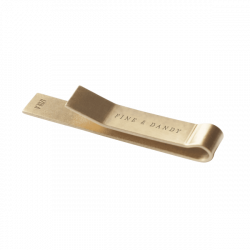 Where to place a tie clip – Men's Society