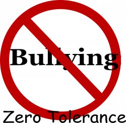 No-bullying Clip Art at Clker.com - vector clip art online, royalty ...