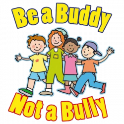 Be A Buddy, Not A Bully Temporary Tattoo – School Tattoos
