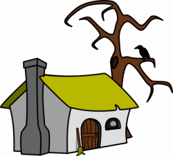 This witch cottage clip art is | Clipart Panda - Free Clipart Images