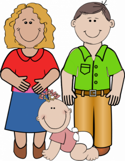 Family clipart mother ~ Frames ~ Illustrations ~ HD images ~ Photo ...