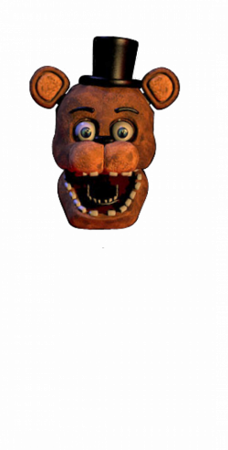 Freddy head png, Picture #684532 freddy head png
