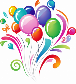 Balloons Explosion transparent PNG - StickPNG