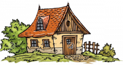 cottage-clipart-house - Interior for House : Interior for House