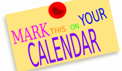 mark your calendar clipart home medford hsa space clipart - hatenylo.com
