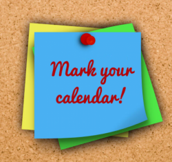 mark your calendar clipart new listings this week so mark your ...