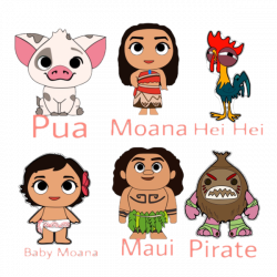 Moana clipart printable baby, Picture #131845 moana clipart