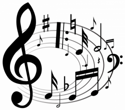 Music notes PNG images free download, note clef PNG