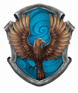 Image - Ravenclaw Crest 1.png | Harry Potter Wiki | FANDOM powered ...