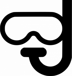 Diving Snorkel And Mask Svg Png Icon Free Download (#561602 ...