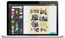 Add Yearbook Clipart Images to Spice Up Your Pages - Fusion Yearbooks