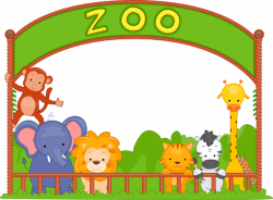 Clip art zoo animals | Clipart Panda - Free Clipart Images